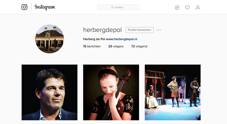 Herberg de Pol - Instagram - Diepenheim