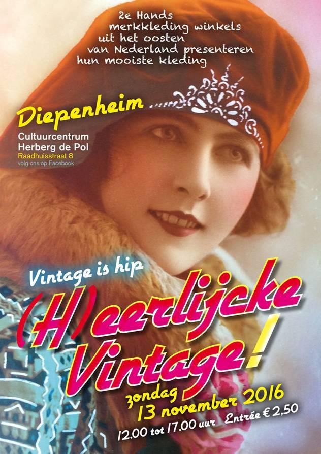 Heerlijcke Vintage - Herberg de Pol Diepenheim