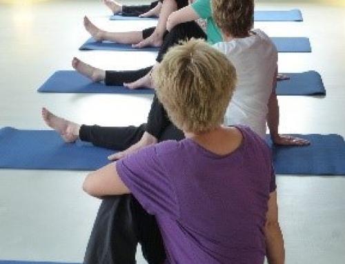 De Yogalessen beginnen weer!