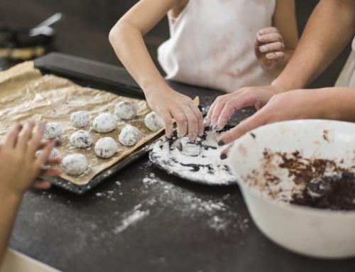 Start kooklessen voor Obs Stedeke